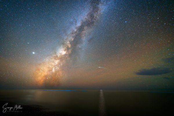 Bioluminiscencia Cósmica